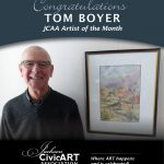 Tom Boyer – December 2016 Artist of the Month